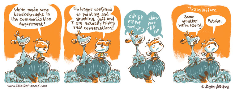 The Art of Conversation II