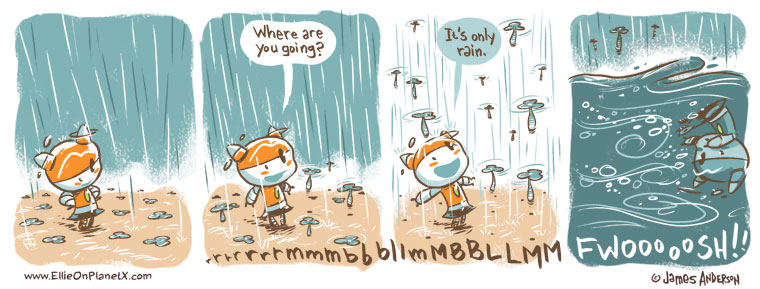 It's Only Rain