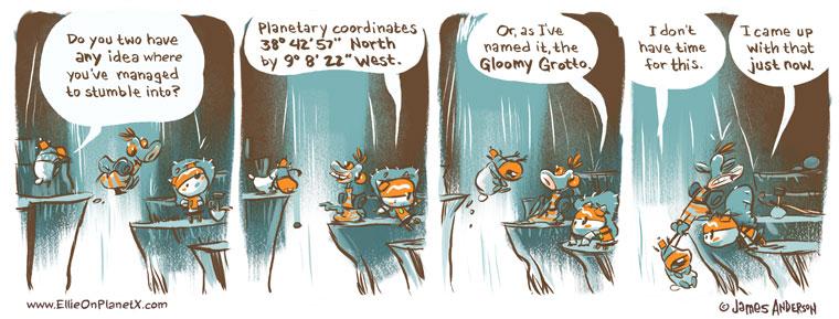 Gloomy Grotto