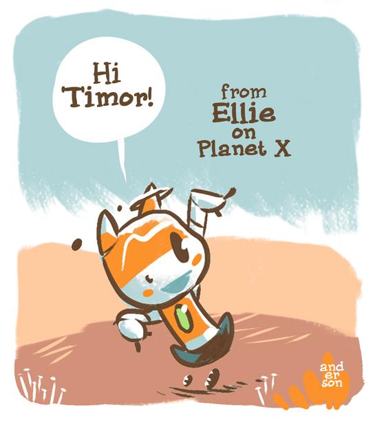 Ellie-Timor