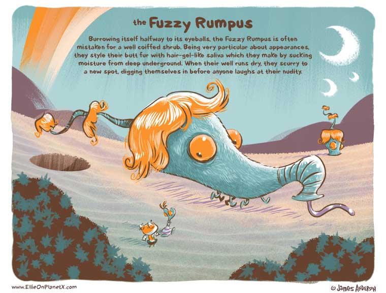 Fuzzy Rumpus Redux