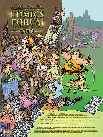 MSU-Comics-Forum